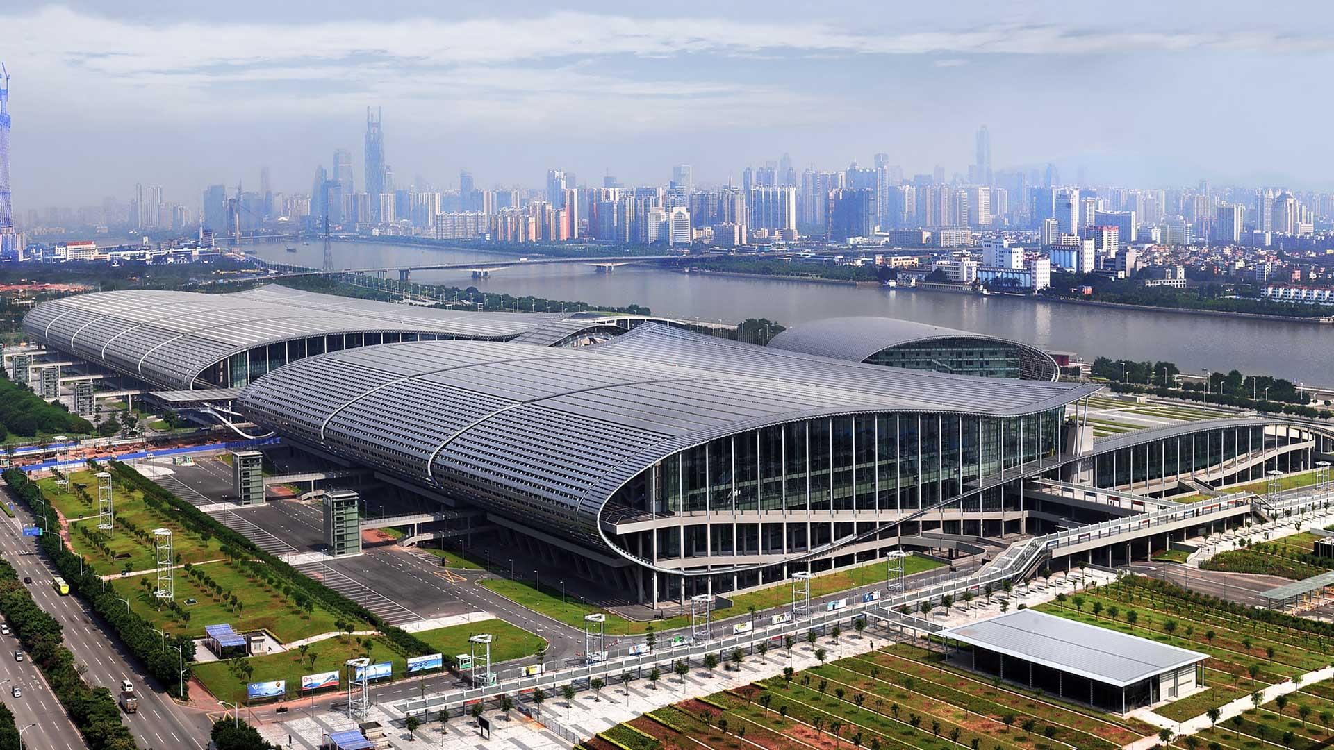 Виртуальное посещение выставок в Китае