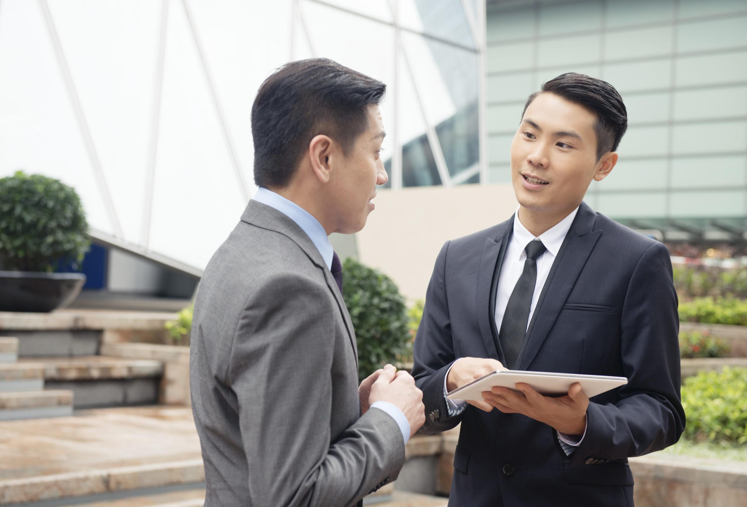 Поиск партнёров в Китае фото №1