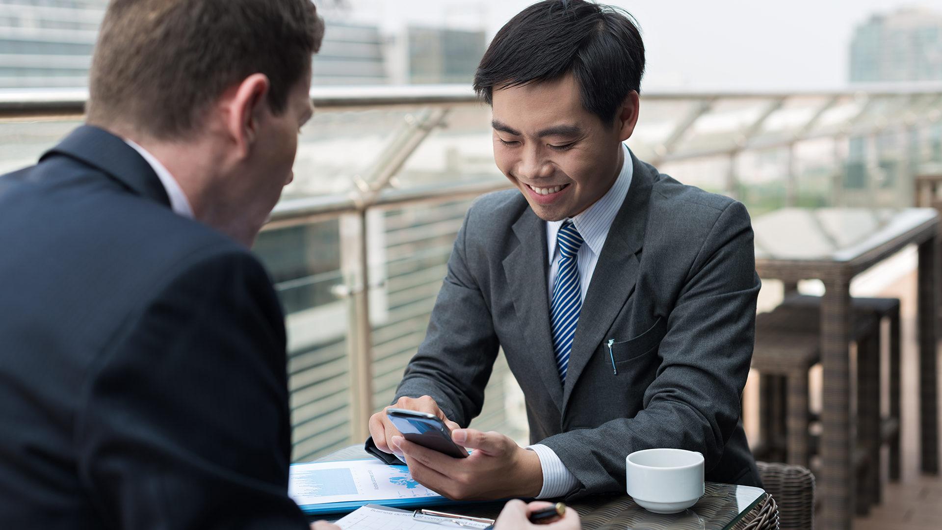 Поиск партнёров в Китае