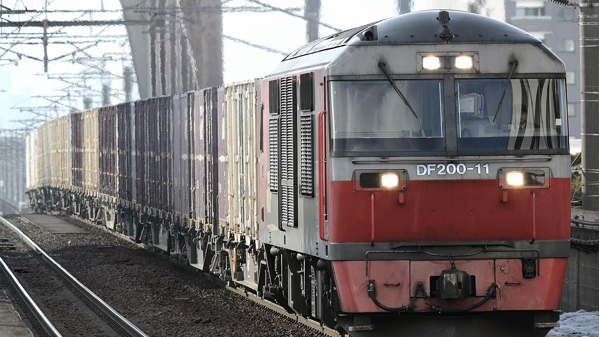 Ж/д доставка грузов из Китая